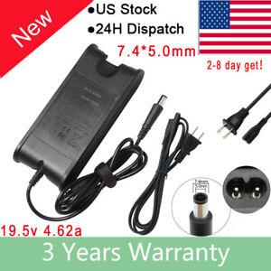 AC-Adapter-Charger-For-Dell-Latitude-E4200-E4300-E5400-E6500-E6400-Tested-Good