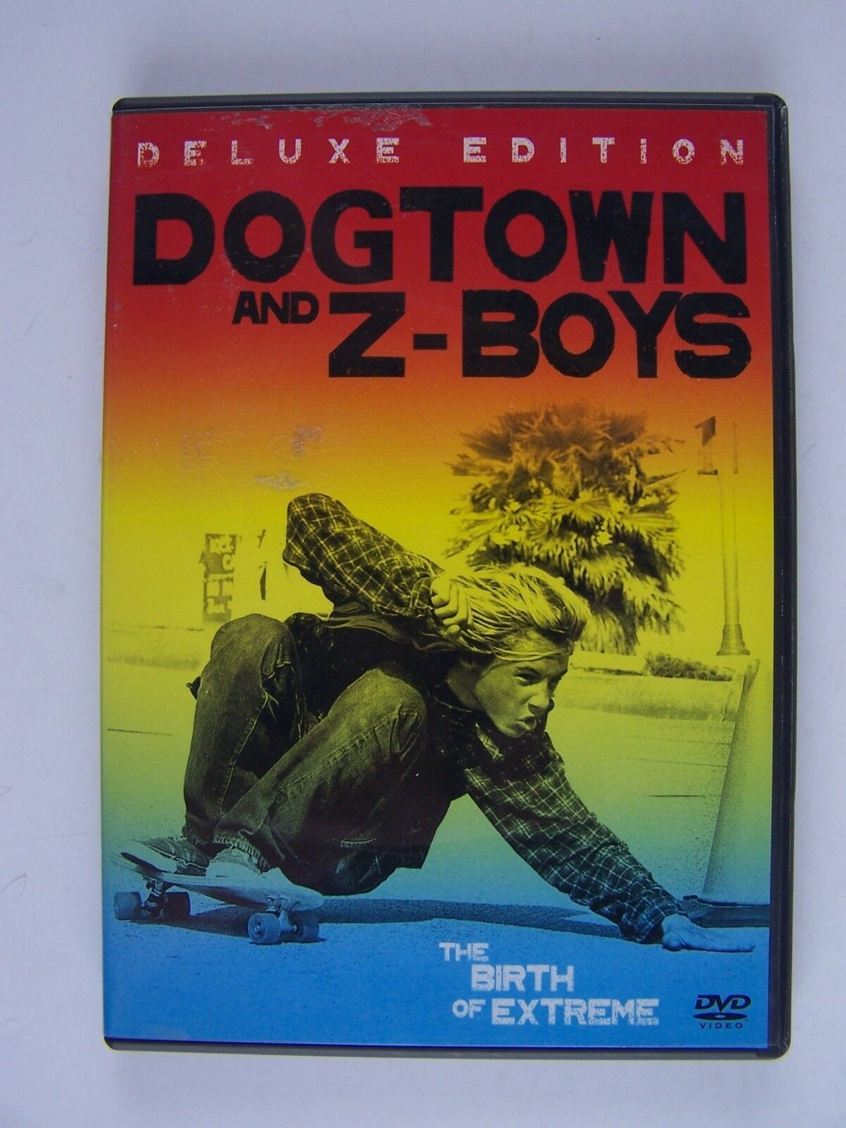 Dogtown and Z-Boys Deluxe Edition DVD 43396106611