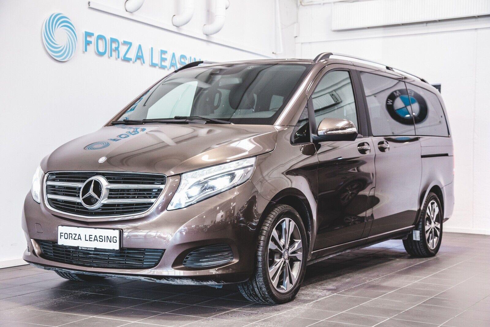 Mercedes V250 d 2,2 Avantgarde aut. kort - 2.850 kr.