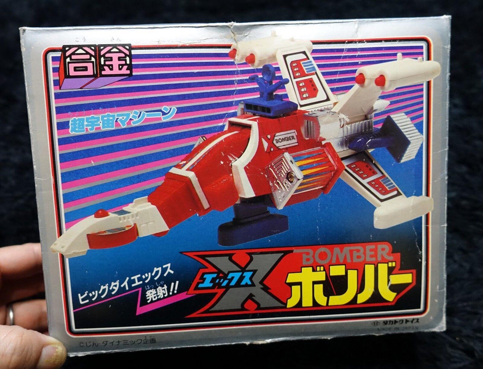 Bombardero X (la flota estrella) De Colección Takatoku Die Cast Toys