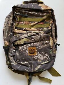 Milkcrate NYC X Mossy Oaks Camoflauge Backpack Limited Edition