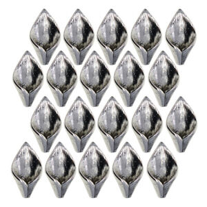 20x-Tibetan-Silver-Lily-Calla-Flower-Charms-Pendants-Jewelry-Making-Crafts