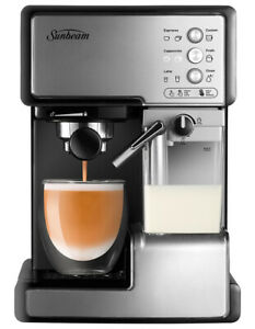 Sunbeam Cafe Barista Coffee Machine EM5000