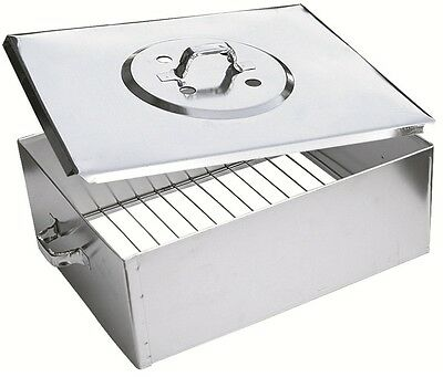 Intelligent Arrosticarciofi Rettangolare Cod.406 Punctual Timing Outdoor Cooking & Eating Barbecues, Grills & Smokers