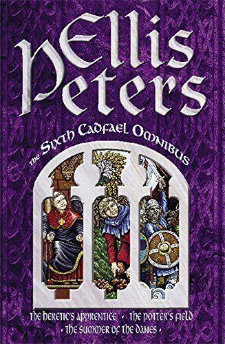 1 of 1 - The Sixth Cadfael Omnibus: The Heretic's Apprentice..., Peters, Ellis 0751515892