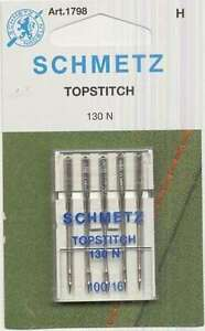 Schmetz-Topstitch-Sewing-Machine-Needles