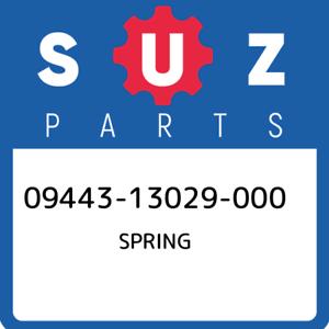 09443-13029-000-Suzuki-Spring-0944313029000-New-Genuine-OEM-Part