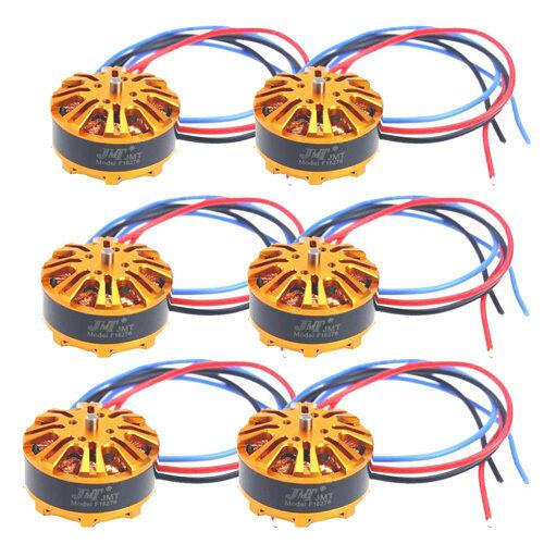 6 × Hyd 3508 700 kV 198 W disco Motor Para Drone Multi-Axis aviones multirrojoor