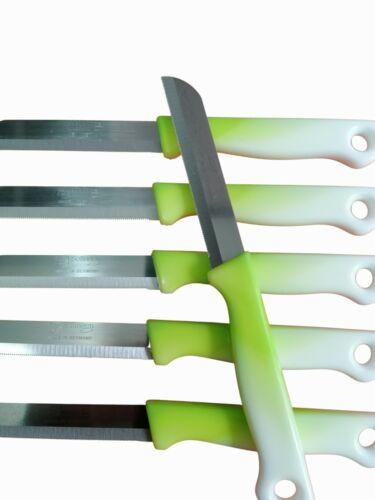 6x Solingen Küchenmesser Obstmesser Gemüsemesser KOSTENL RÜCKVERS Allzweckmesser