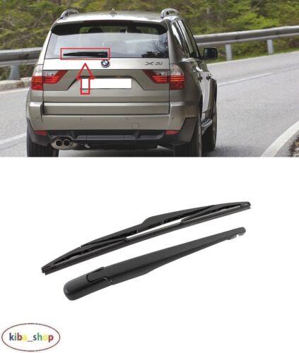BMW X3-Série 2004-2010 pare-brise lunette arrière Essuie-Glace Arrière Bras /& Lame 350 mm