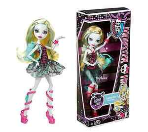 Monster High Ebay >> Monster High DANCE CLASS Lagoona Blue CLASSIC BALLET ...