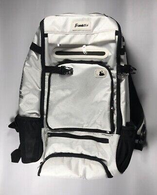 b1f9dfdcd346 Franklin Traveler Elite Chrome Bat Baseball Softball Equipment Backpack |  eBay