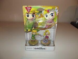 Nintendo-Amiibo-The-Legend-of-Zelda-The-Wind-Waker-Toon-Link-Zelda