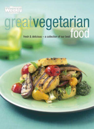 1 of 1 - Great Vegetarian Food (The Australian Wome... by Susan Tomnay (Editor 186396228X