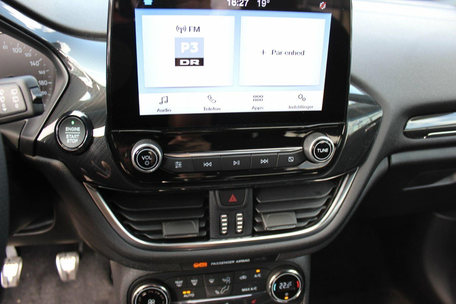 Ford Fiesta 1,0 SCTi 140 ST-Line - billede 11