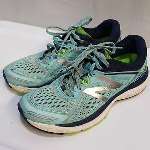 New-Balance-Women-039-s-Sz-8-5-860v8-Running-Shoes-Sea-Spray-W860BN8