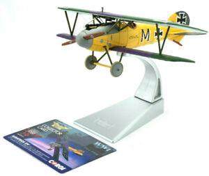 Corgi-Albatros-DV-Shot-Down-January-19th-1918-1-48-Die-Cast-Airplane-AA37810