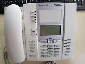 AAstra DeTeWe OpenPhone 73 Tisch Telefonaparat - Wien, Österreich - AAstra DeTeWe OpenPhone 73 Tisch Telefonaparat - Wien, Österreich