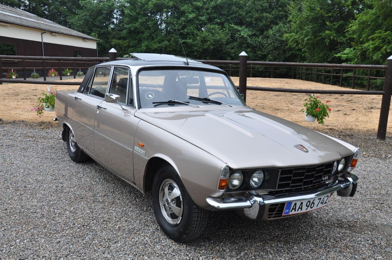 Rover 3500 3,5 P6 aut. 4d