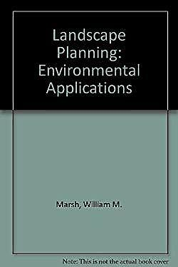 Landscape Planning by Marsh, William M.-ExLibrary
