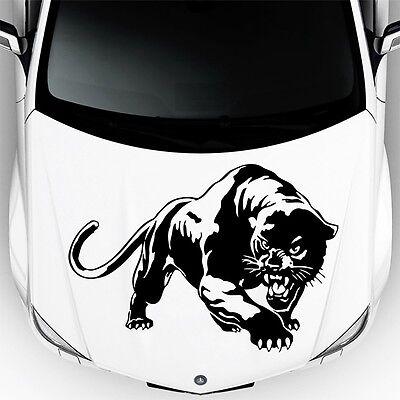 Tacoma Tundra f-150 Vinyl Hood Decal X-Men Black Panther Graphic rally superhero