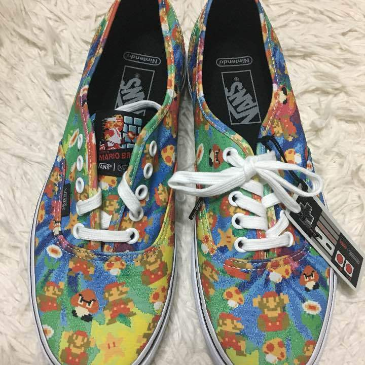 VANS Authentic Super Mario from japan (206