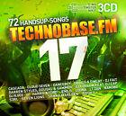 CD Technobase.Fm Vol.17 von Various Artists 3CDs