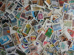 Canada-collection-225-different-U-all-1980-to-1989-era-PLZ-read-descr