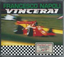 FRANCESCO NAPOLI - Vincerai CDM 4TR Italo Disco Europop 1996