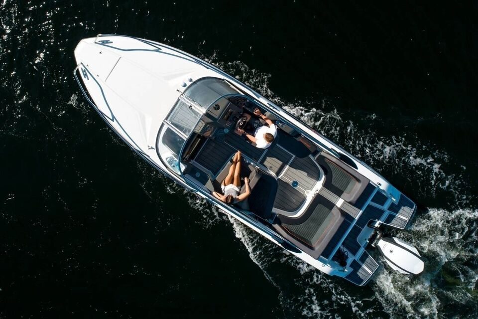Nordkapp Noblesse 790, Motorbåd, årg. 2021