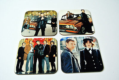 Life on Mars TV Show COASTER SET