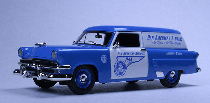 1 43 goldvarg 1953 Ford  Pan American The System of the Flying Clippers GCPAA001