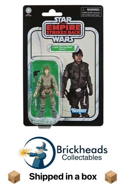 Luke Skywalker Bespin VC04   Star Wars Vintage Collection Kenner/Hasbro