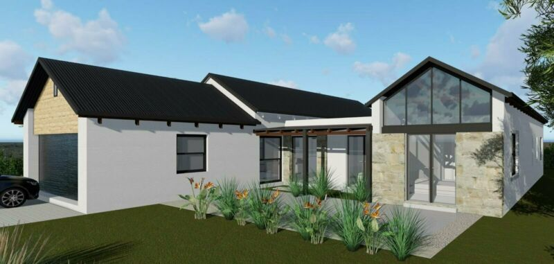 Modern home in Secured Estate - Save on Transfer Duties