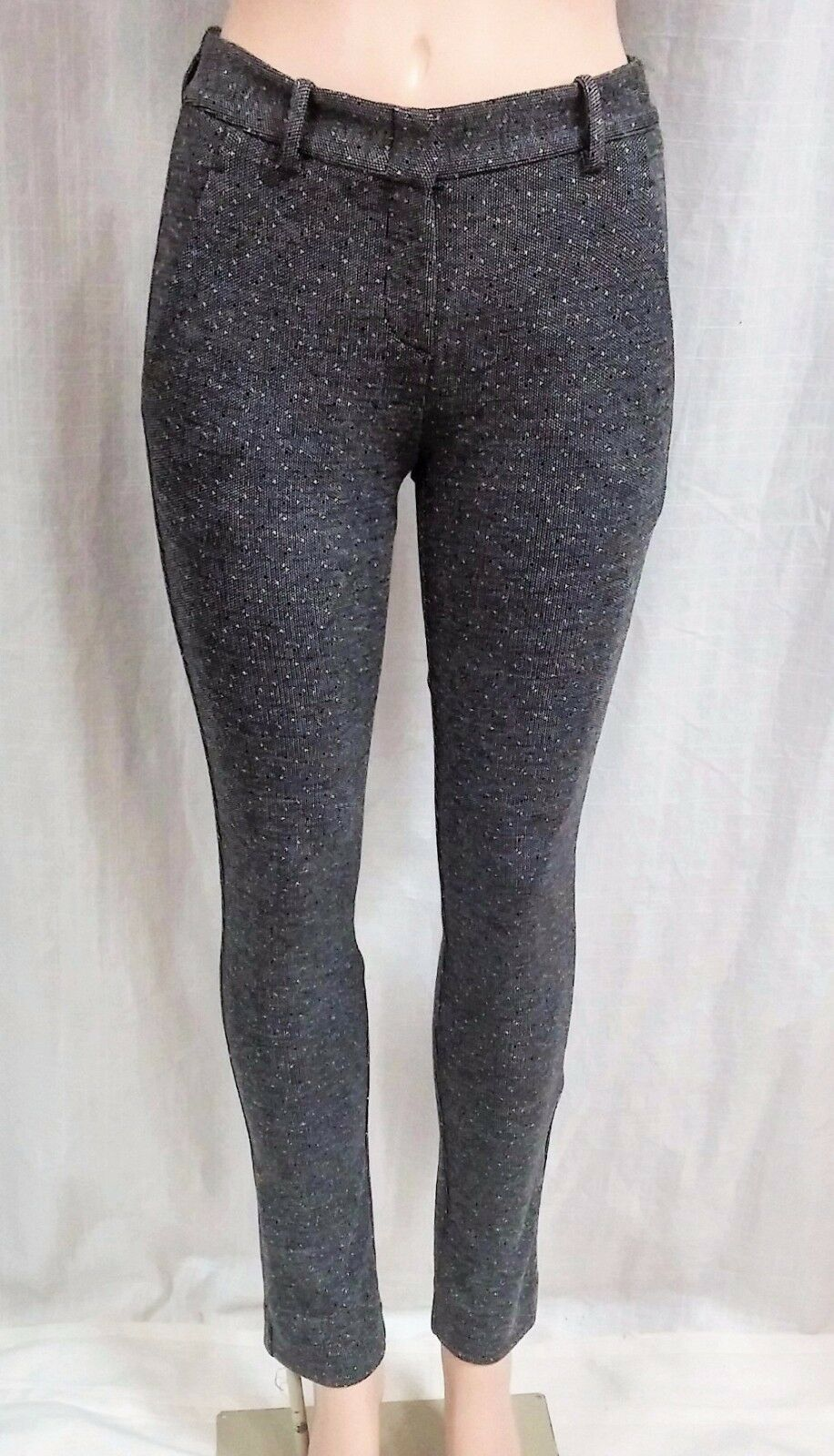 Authentic Theory Rowa Straight Leg Ankle Pants NWT Size 00  275