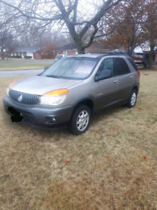 2002 Buick Rendezvous For Sale
