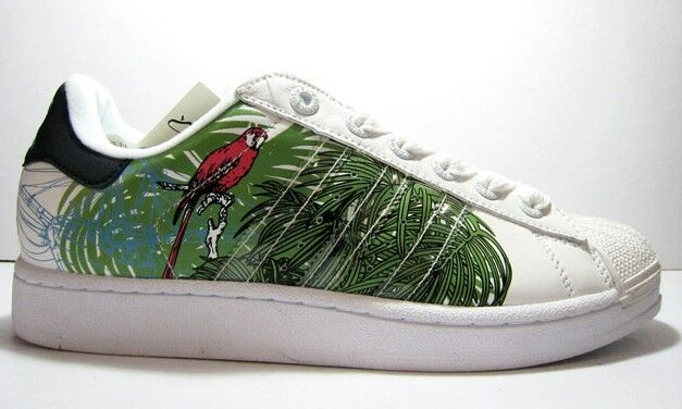RARE~Adidas SUPERSTAR 2 Trainers campus samba chile galaxy gazelle Shoes~Mens 13