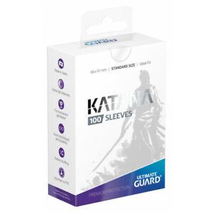 Ultimate-Guard-Katana-Card-Sleeves-Transparent-100-Count-66x91mm-Standard
