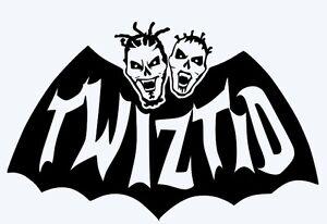 twiztid bat faces madrox monoxide juggalo icp insane clown posse abk