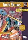 Rock Drums for Beginners, Vol 1 & 2  : An Easy Beginning Method, DVD by Pete Sweeney (DVD video, 1999)