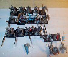 Warhammer Fantasy Vampire Counts Undead Skeleton Warriors x16
