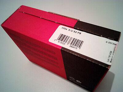Hilti 100 X X-u 52 P8 Nagel 2011751 Einzel-hochleistungsnagel 237338 Hohe QualitäT Und Preiswert Spezielle Bautechnik