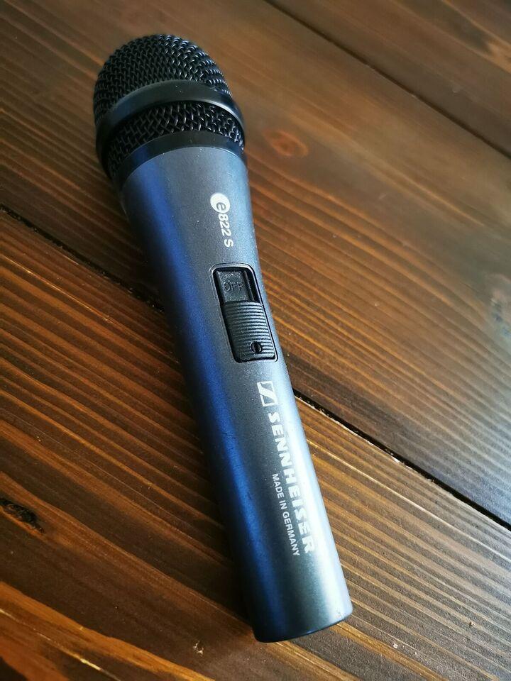 Microfon, SENNHEISER, beyerdynamic