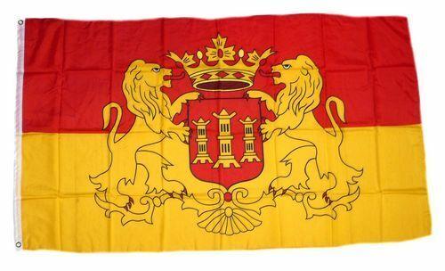Bandiera//bandiera Lingen hissflagge 90 x 150 cm