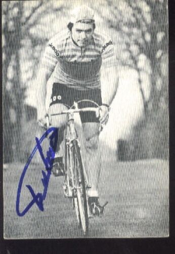 JEAN-PIERRE BERCKMANS cyclisme cyclisme BERCKMANS ciclismo dédicace Rokado 67f9dd