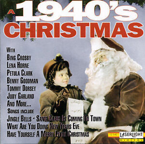 Various-Artists-A-1940s-Christmas-CD