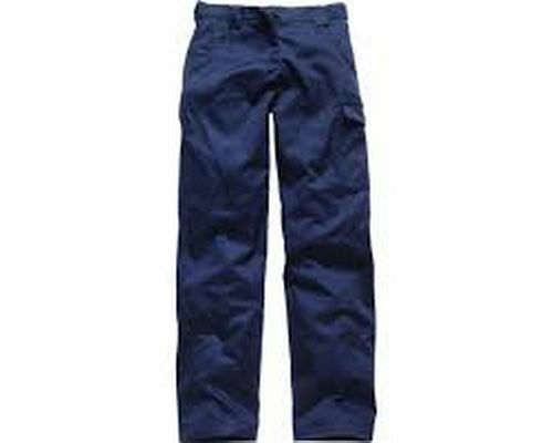 a9a955ca617 Dickies Wd855 Redhawk Ladies Trousers Navy Blue 10