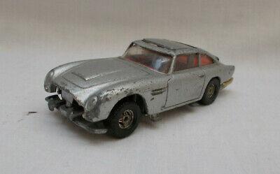 Vintage Corgi Toys James Bond 007 Aston Martin Db5 Car Made In Gt Britain Ebay