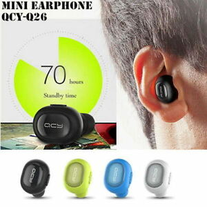 universal mini wireless bluetooth headset stereo kopfh rer. Black Bedroom Furniture Sets. Home Design Ideas