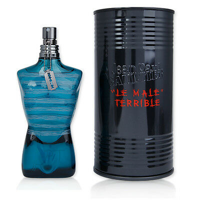 Jean Paul Gaultier Le Male Terrible 125 ml Eau De Toilette Extreme  NEU+OVP
